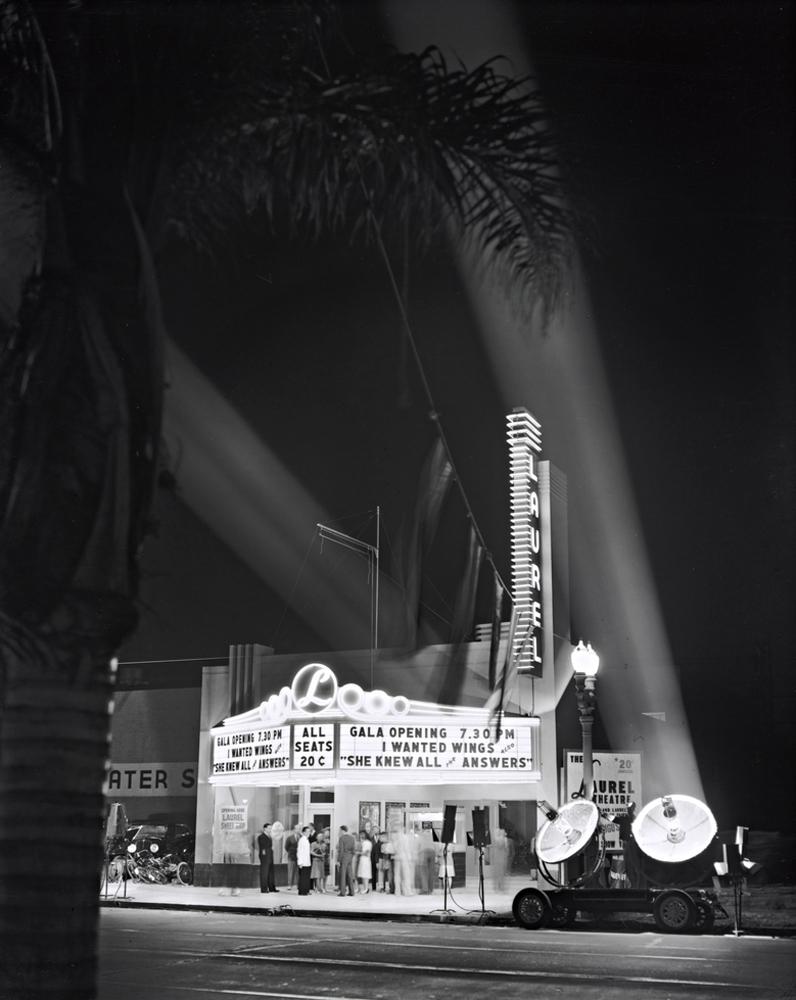 Laurel Theater. 1949