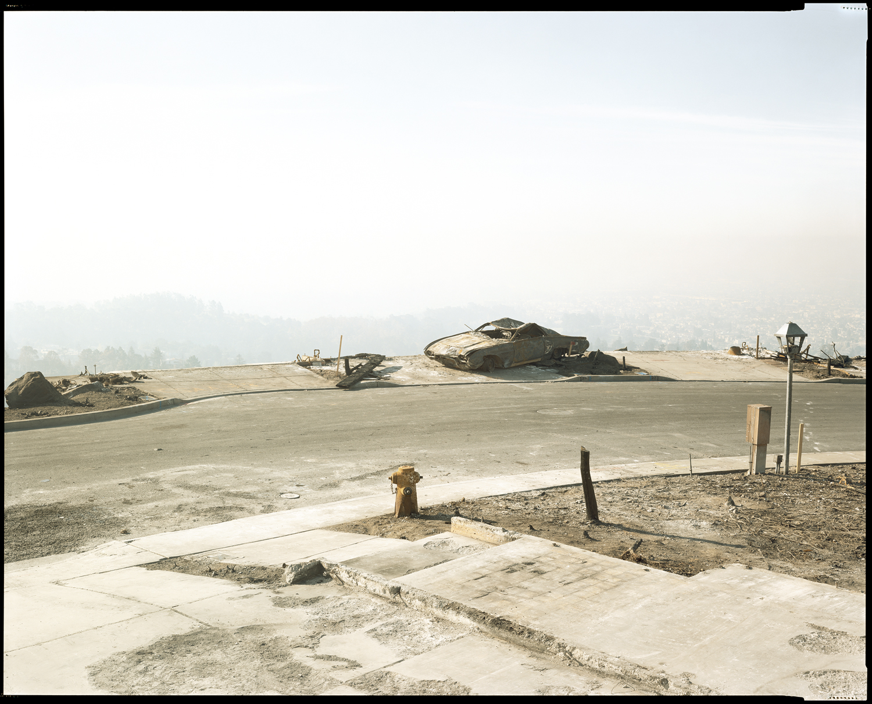 Oakland Fire #116-91 (24 Star View Drive), 1991