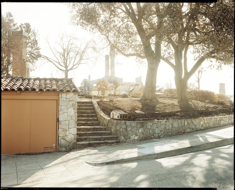 Oakland Fire #98-91 (Mailbox, Alpine Terrace), 1991