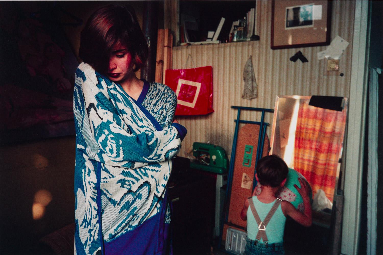 Lena and Styopya, Odessa, Ukraine, 1992