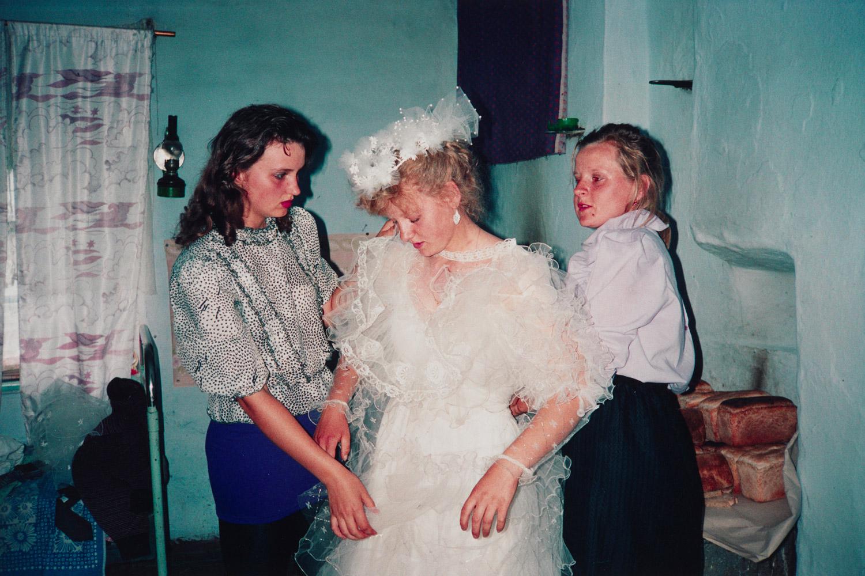 Shamanovska, Bride, 1992