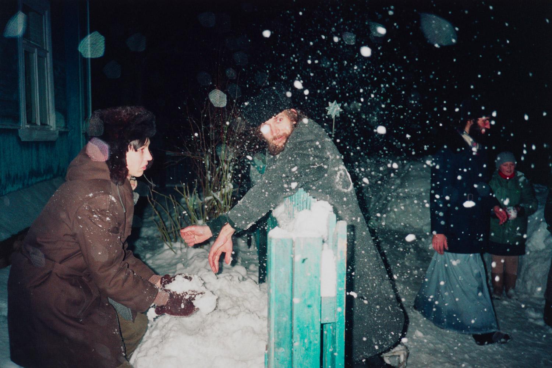 Little Father Nicolai, Vasiljevski Mokh, Russia, 1994