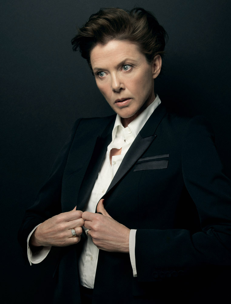 Annette Bening, actress. From  Great Performances,  Feb. 21, 2011, issue.