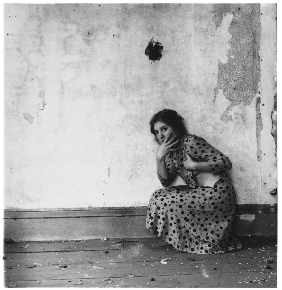 Polka Dots, Providence, Rhode Island, 1976. Gelatin silver print, 5 1/4 x 5 1/4 in. (13.3 x 13.3 cm).