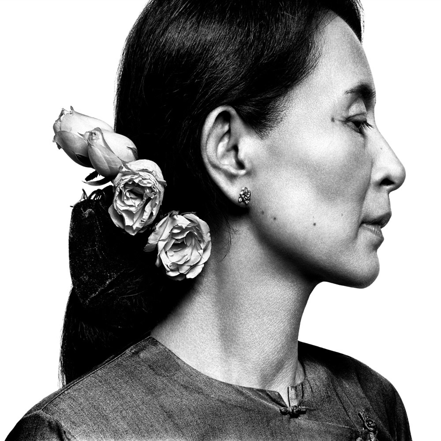 Aung San Suu Kyi, the General Secretary of Burma's National League for Democracy. From  The First Lady of Freedom,  Jan. 10, 2011, issue (cover story).