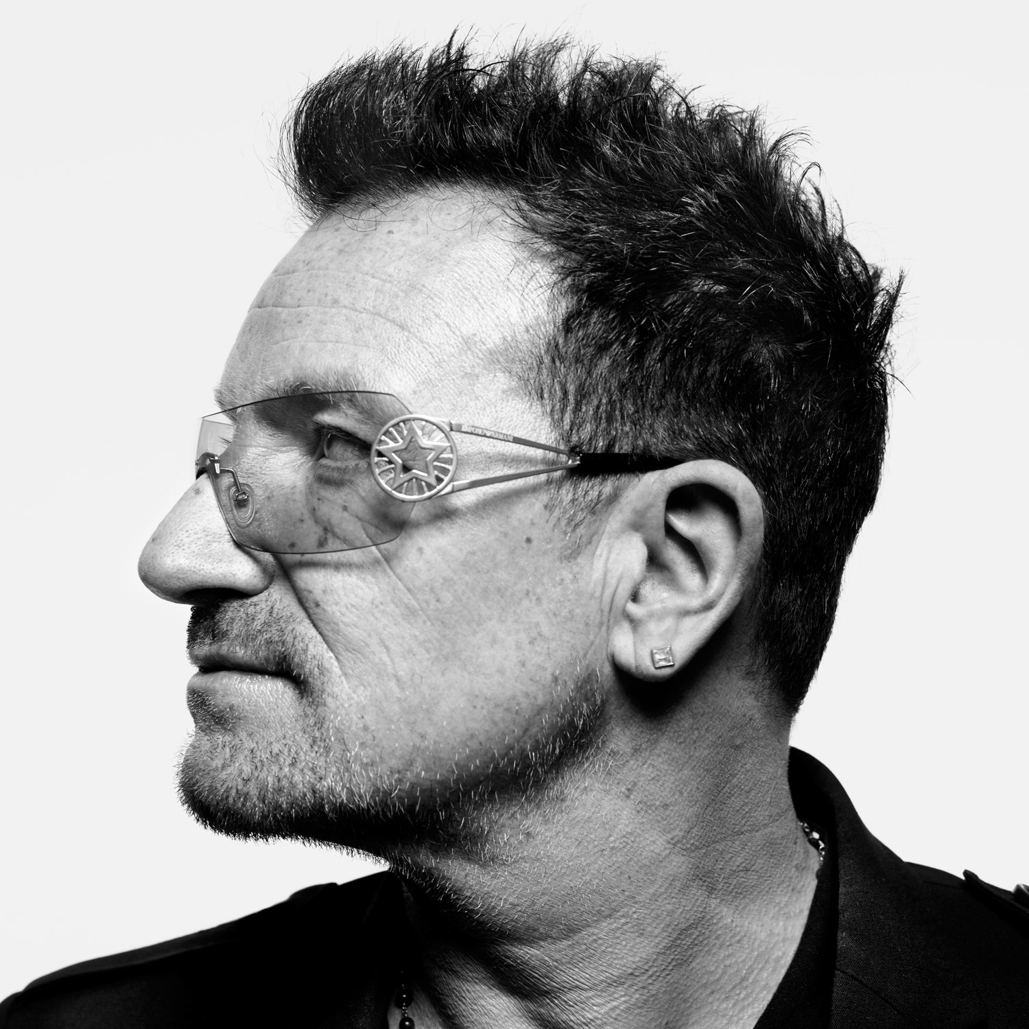 Bono, musician and activist. From  Q&A,  Dec. 12, 2011, issue.