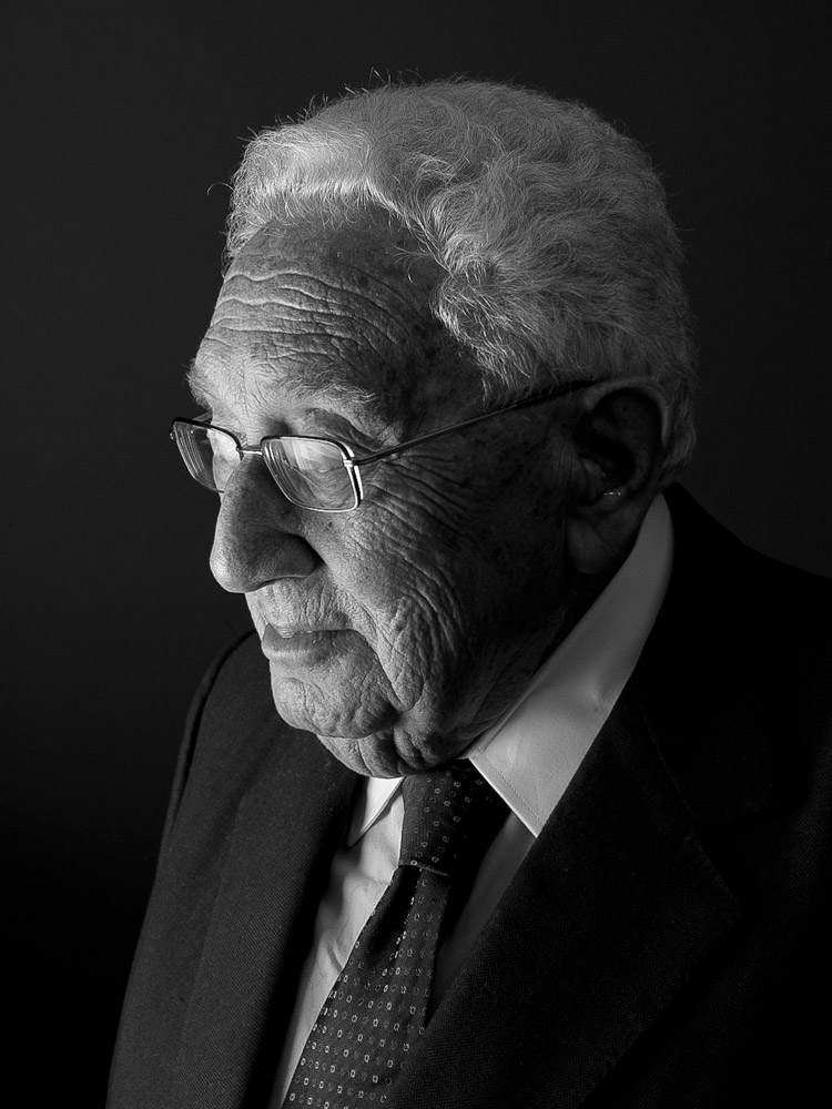 Henry Kissinger, former U.S. Secretary of State. From  10 Questions,  June 6, 2011, issue.
