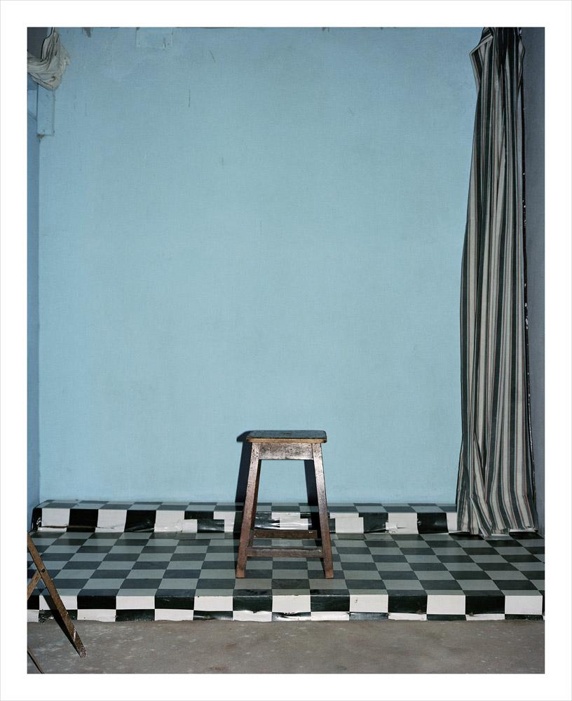 Malick Sidibe's Studio, from Moi, Un Blanc series, Mali, 2010