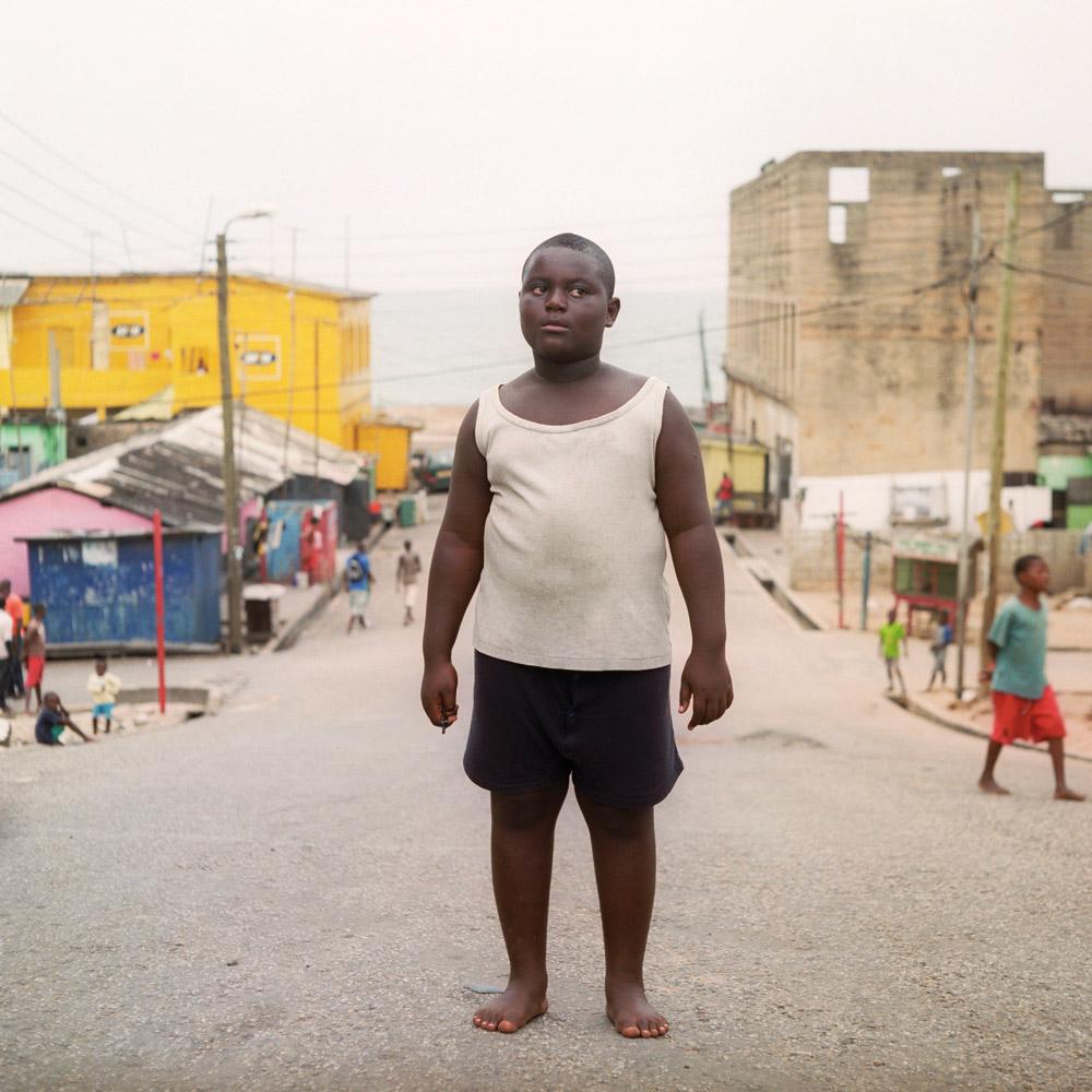 Le Gilles d´Agogo, Ghana, 2010