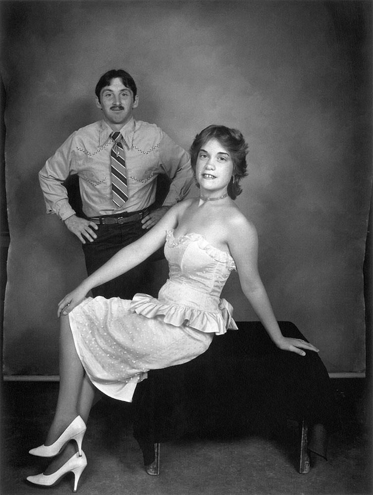 Newlywed Couple                                Madera, California