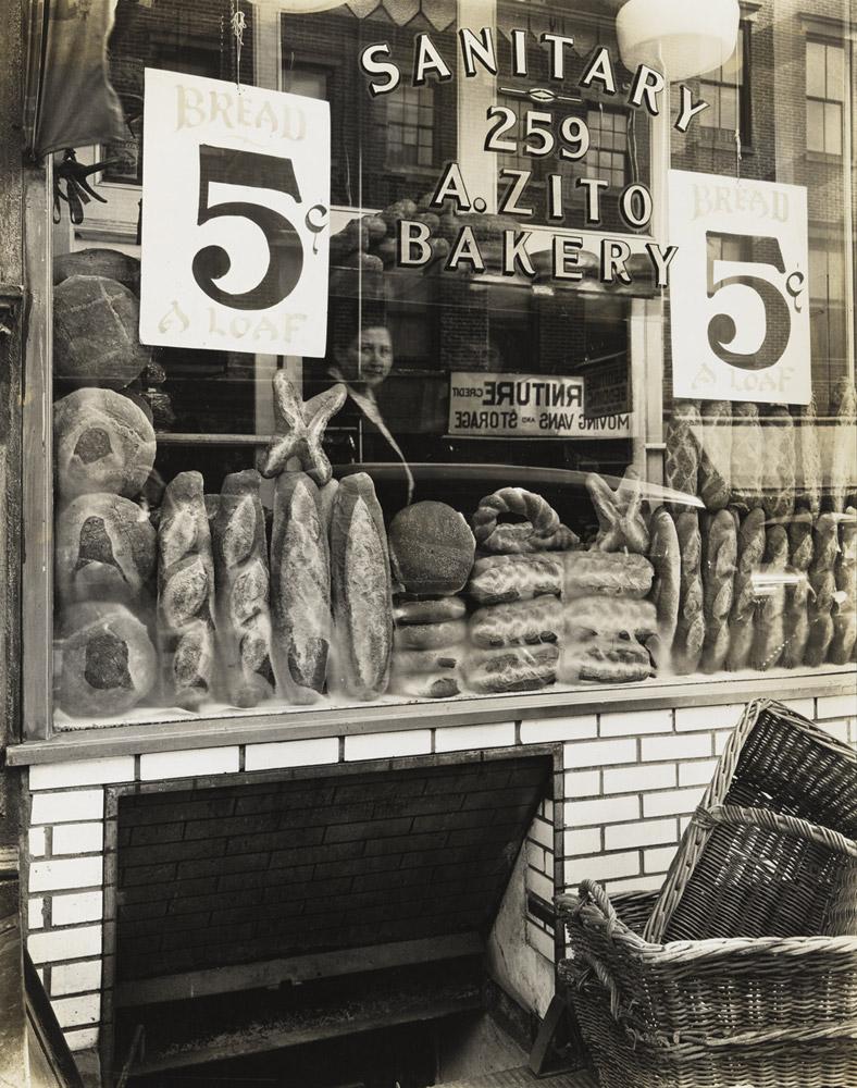 Zito's Bakery, 259 Bleecker Street, 1937