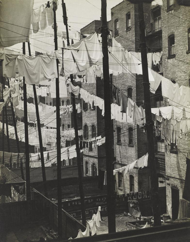 Untitled (Tenements, New York) , 1937