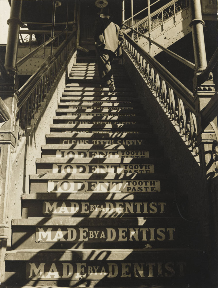 Untitled (Iodent Toothpaste Ads), 1937