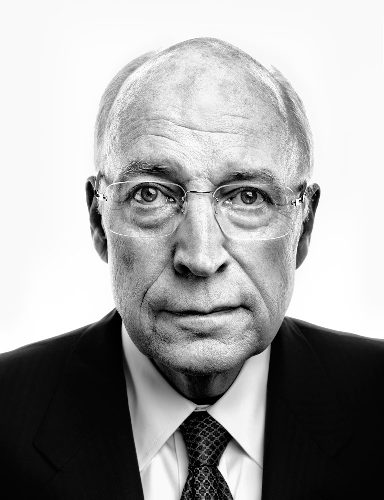 Dick Cheney, former Vice President of the U.S. From  Beyond 9/11: Portraits of Resilience,  Sept. 19, 2011, issue.