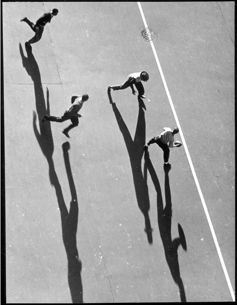 Playing Football, 1939