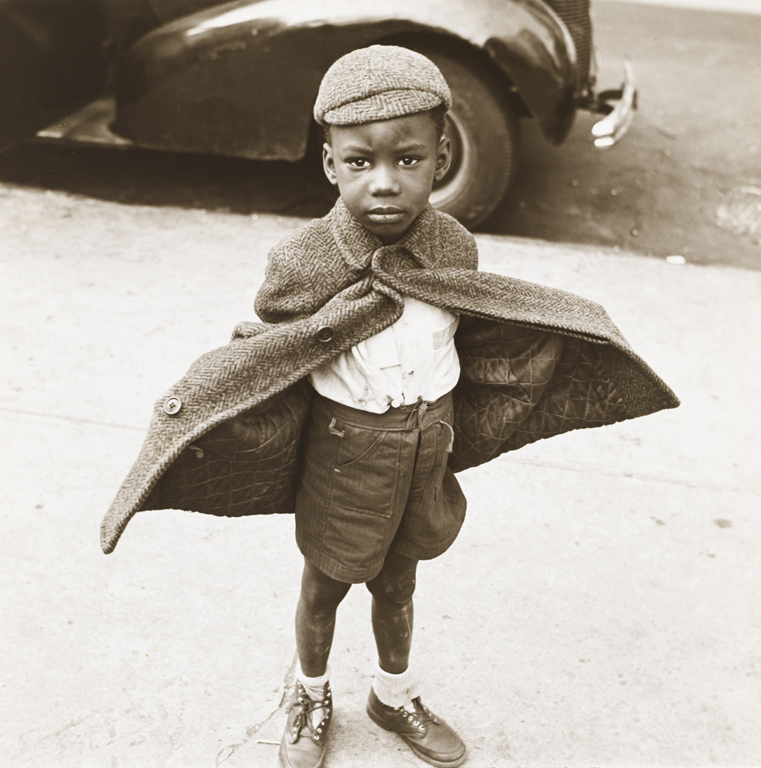 Butterfly Boy, New York, 1949