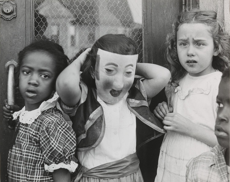 Halloween, South Side, 1951