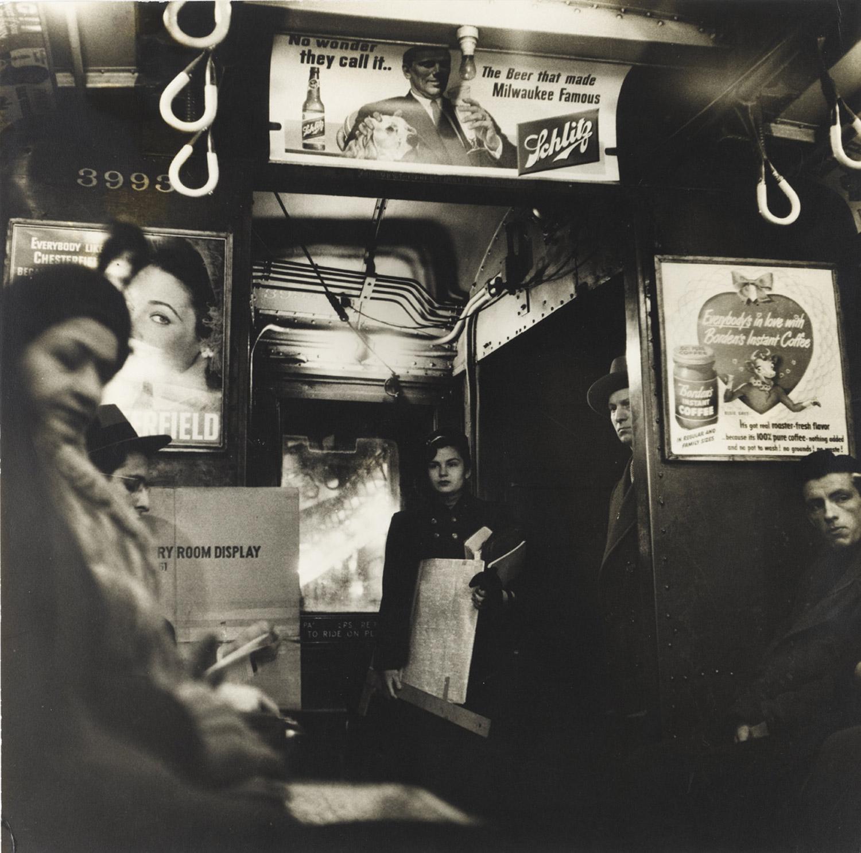 Untitled (Subway Car)