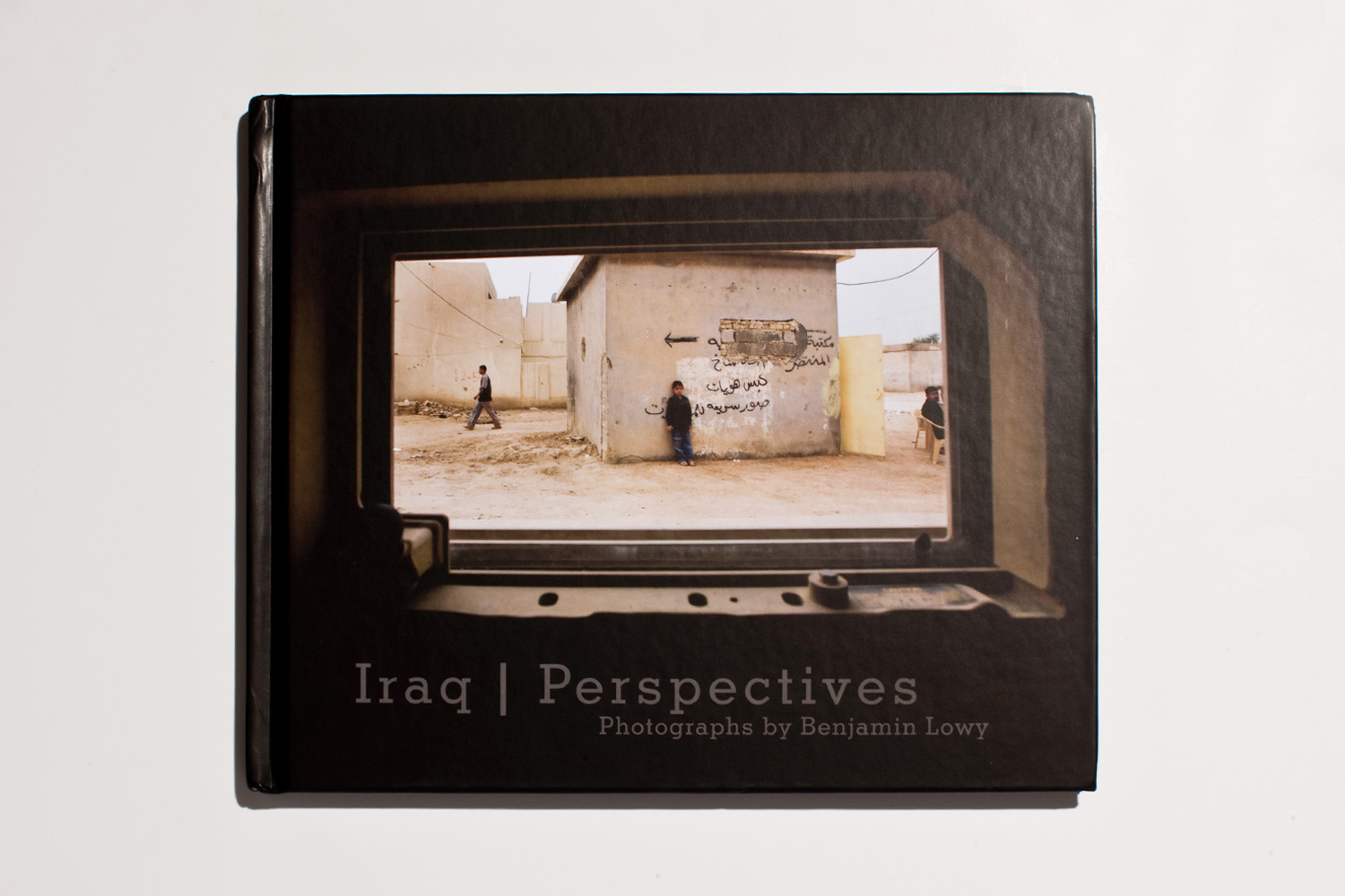 Iraq | Perspectives by Benjamin Lowy selected by Larissa Leclair, founder of the Indie Photobook Library