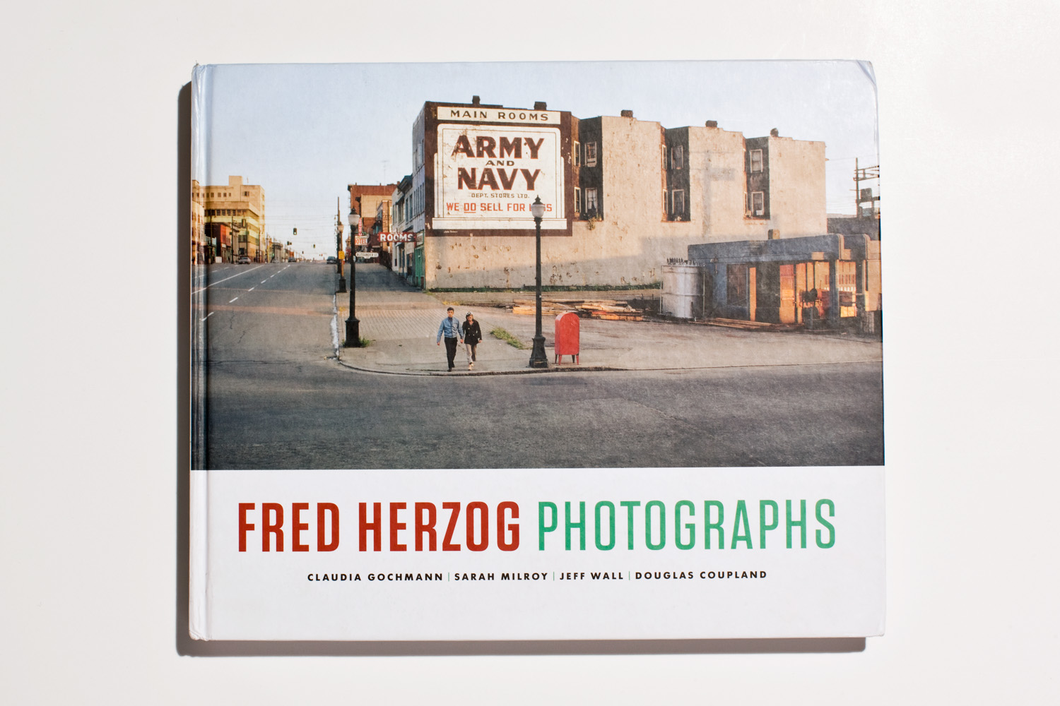 Fred Herzog Photographs selected by Natalie Matutschovsky, associate photo editor TIME