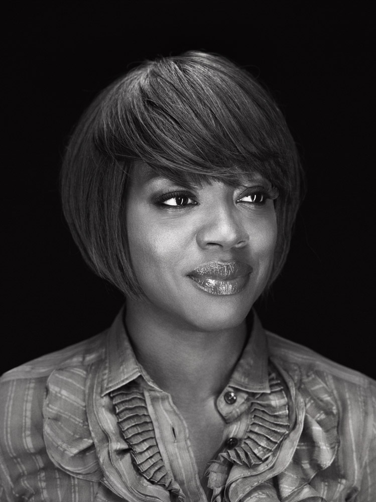 Viola Davis, actress. From  Help Wanted,  Aug. 15, 2011, issue.