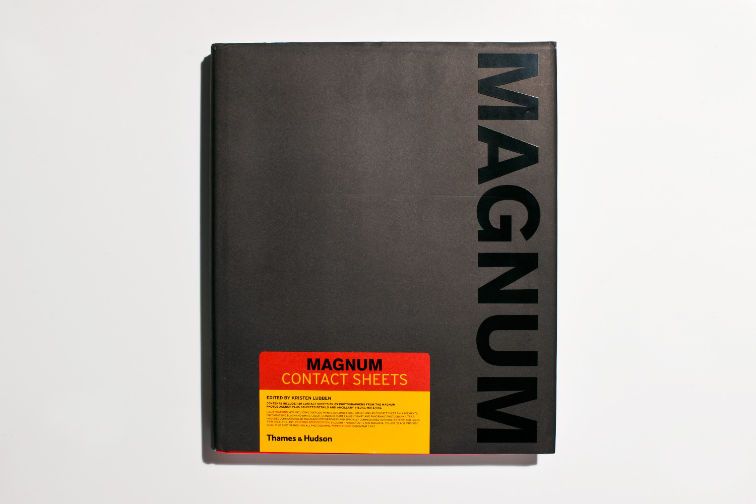 Magnum Contact Sheets by Kristen Lubben selected by Phil Bicker, associate photo editor, TIME