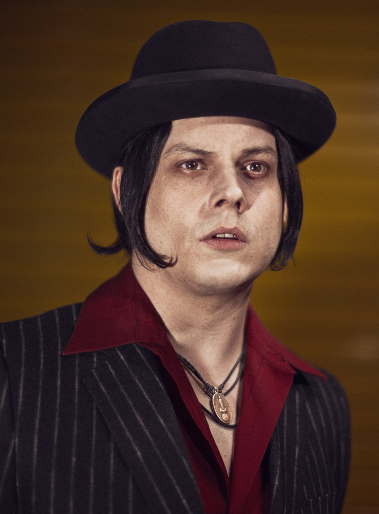 Jack White, musician. From  A Rock Star Changes His Stripes,  May 9, 2011, issue.