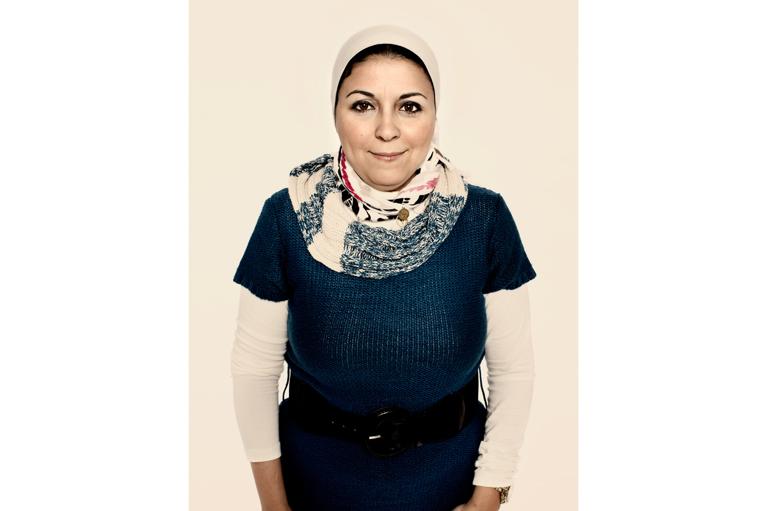 "Esraa Abdel Fatah, a.k.a.  Facebook Girl,  is a prominent Egyptian Internet activist and co-founder of the April 6 movement. ""They were my greatest days. I could see the utopia of Egyptian society in Tahrir Square. I think those days will be rooted in Egyptian history,  she says."