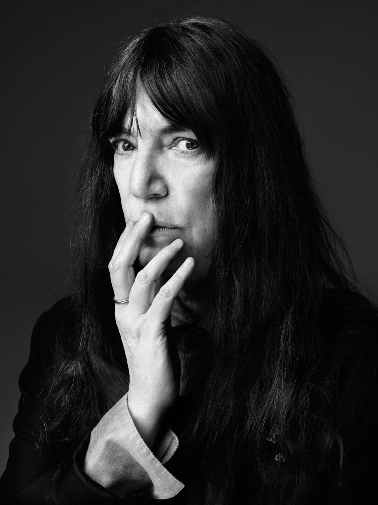 Patti Smith, musician and poet. From  The TIME 100,  May 2, 2011, issue.