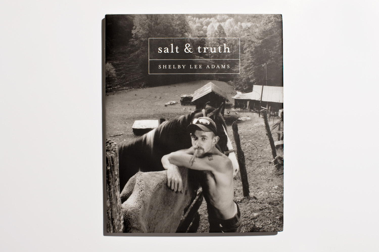 Salt and Truth by Shelby Lee Adams, selected by David Walker, executive editor, Photo District News