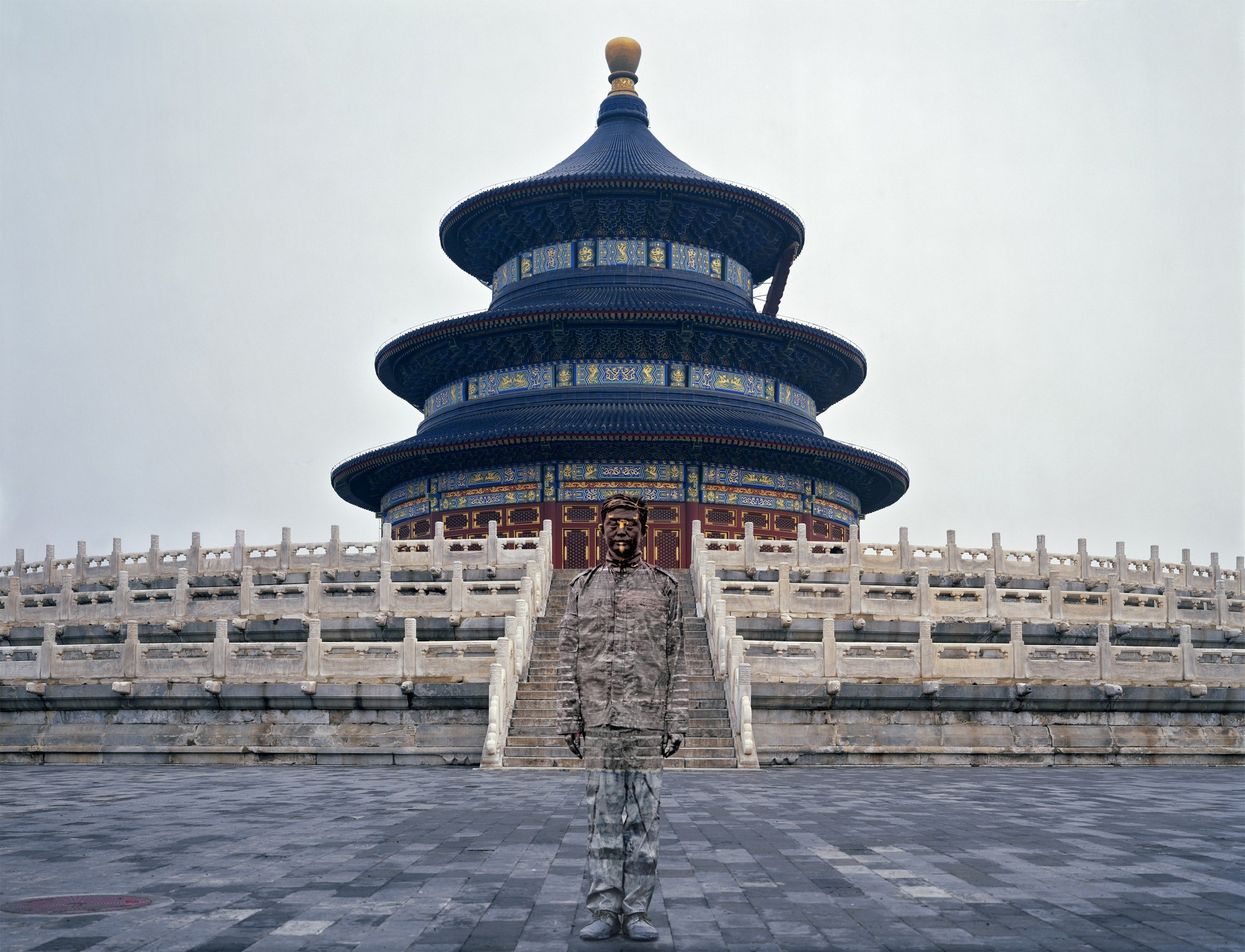 Hiding in the City No. 92—Temple of Heaven, 2010