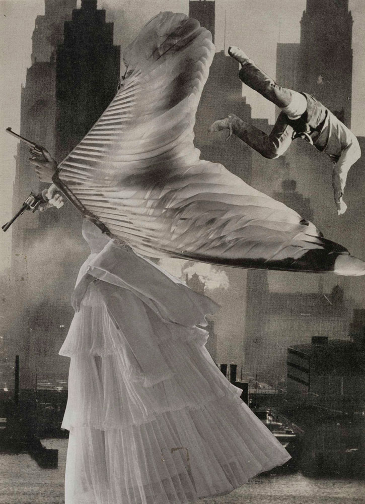 A Trait Angel, 1954