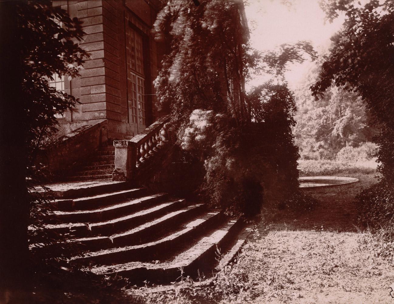 Parc de Sceaux, 1925