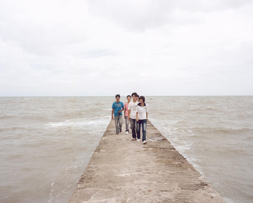 Coastline No.24, Beihai City, Guangxi Province, 2009