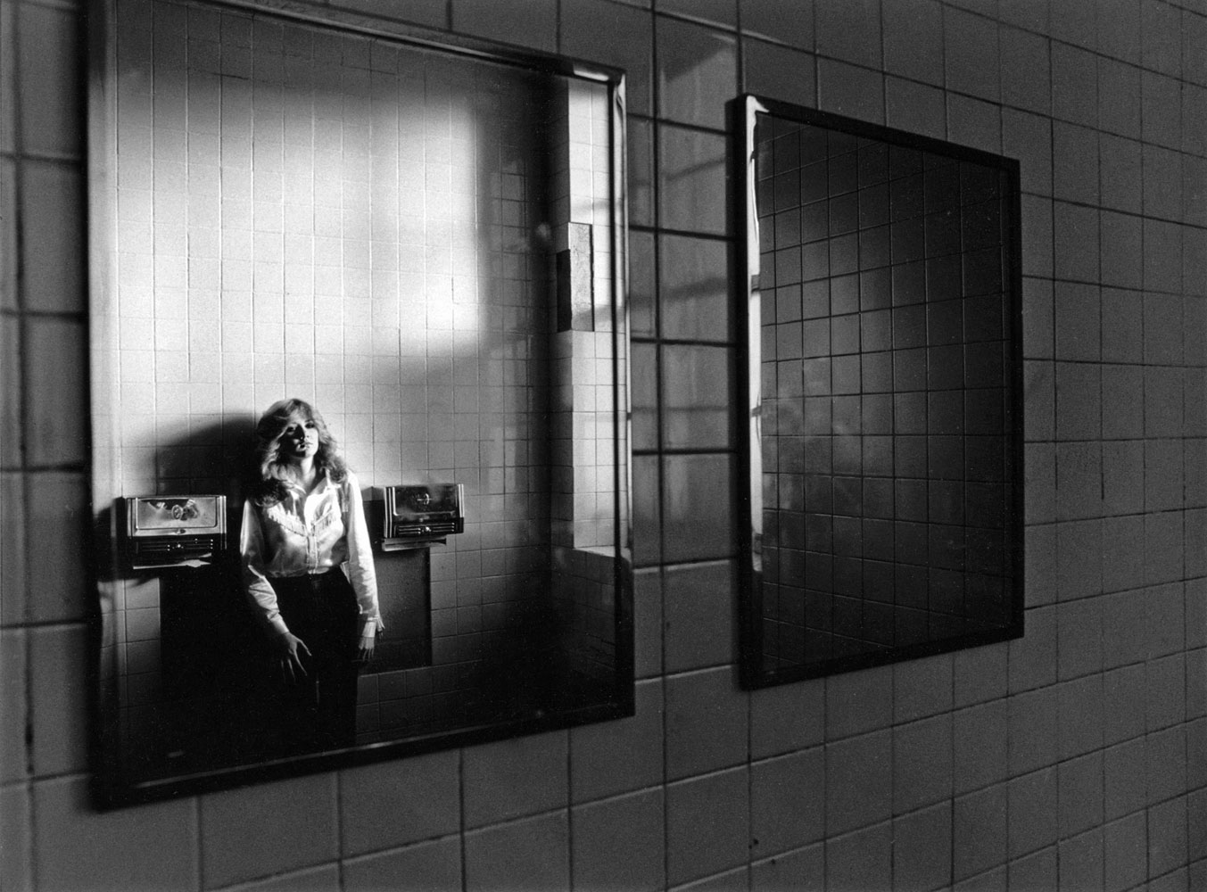 Girl in the Mirror, 1981
