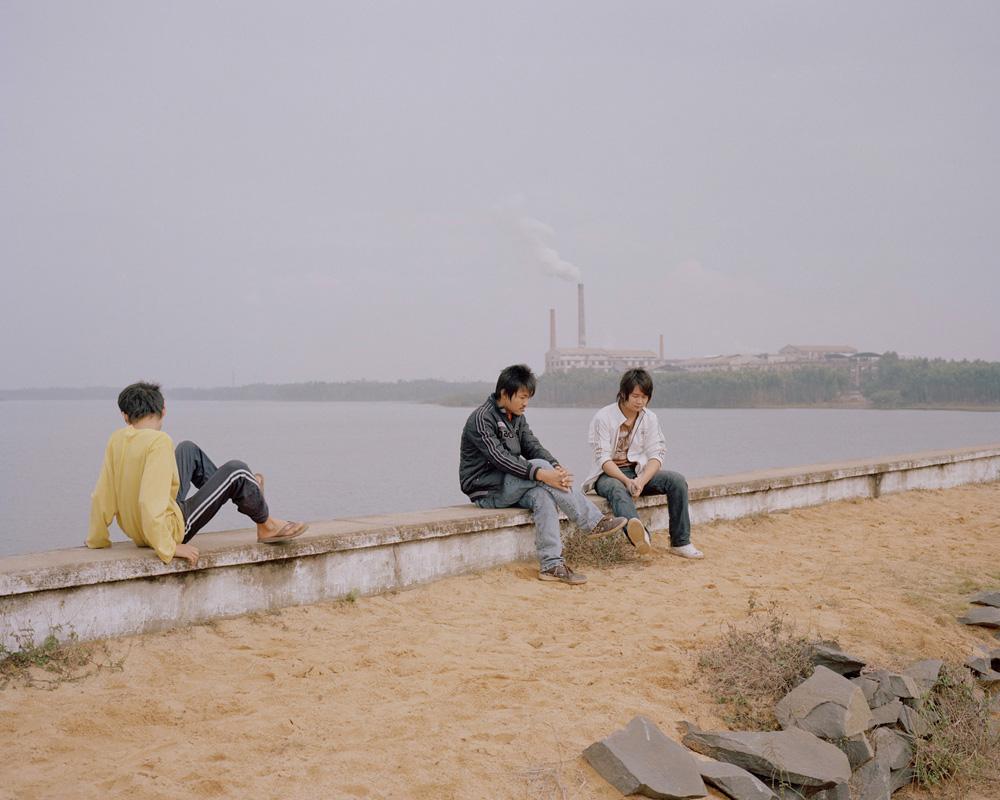 Coastline No.11, Leizhou City, Guangdong Province, 2010