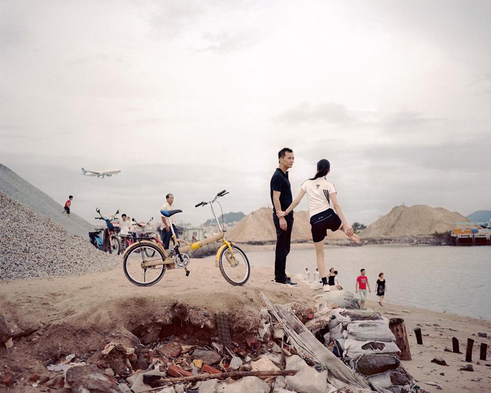 Coastline No.14, Shenzhen City, Guangdong Province, 2009