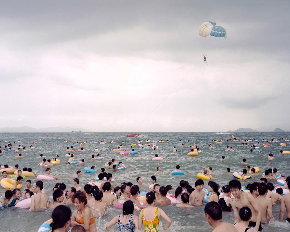Coastline No.2, Shenzhen City, Guangdong Province, 2009