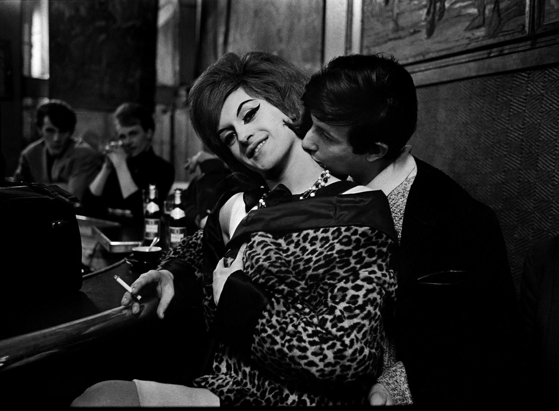 Carla & Zizou, Brasserie Graff, 1963