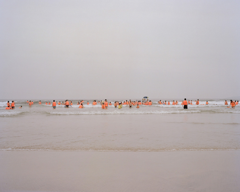 Coastline No.15, Taishan City, Guangdong Province, 2009