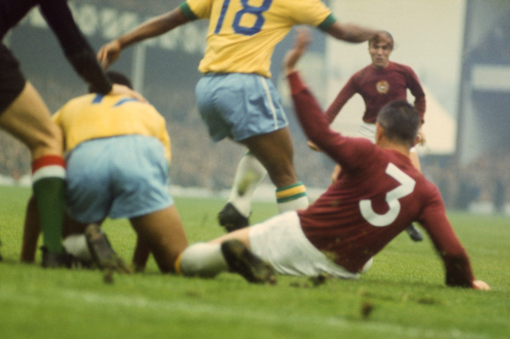 <strong>Not published in LIFE.</strong> World Cup, 1966, England.