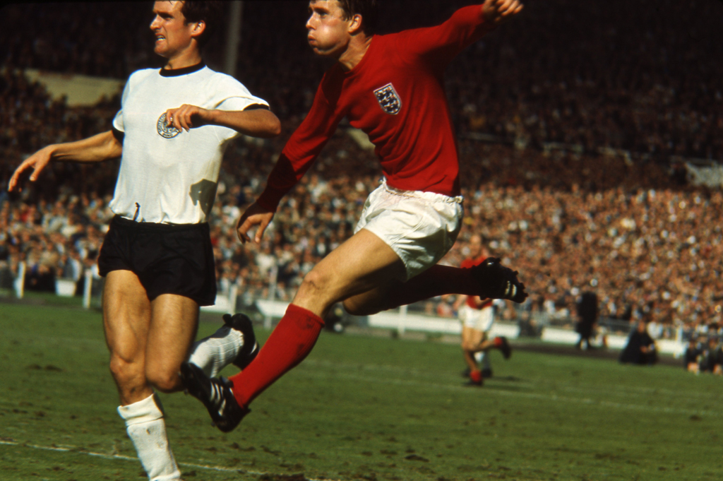 <strong>Not published in LIFE.</strong> World Cup final, England vs. West Germany, July 1966.
