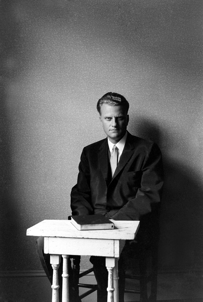 <strong>Not published in LIFE.</strong> Billy Graham in 1960.