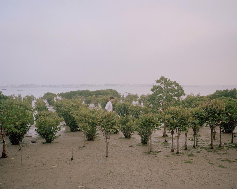 Coastline No.71, Zhanjiang City, Guangdong Province, 2010