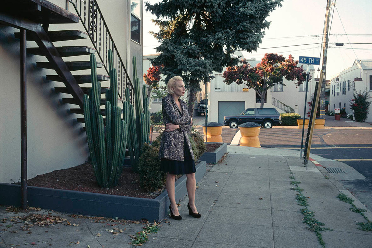 Gina #01, Emeryville, CA, 2007. From the series She.