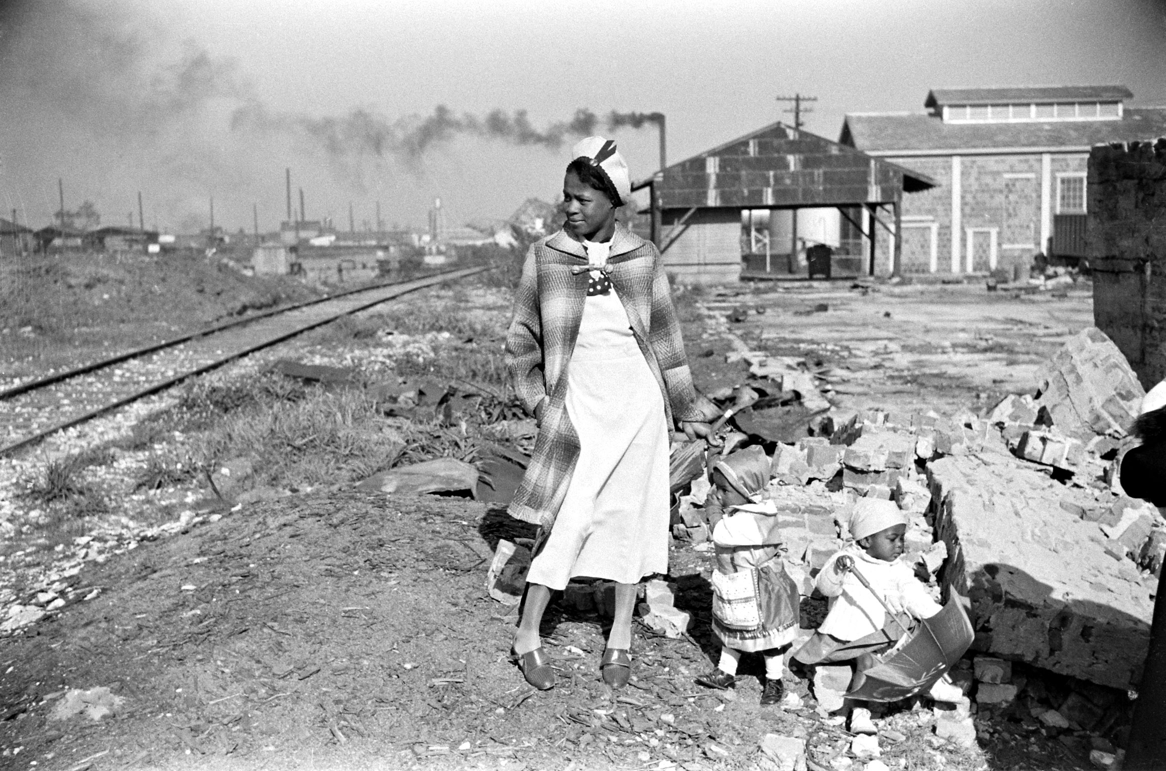 New Orleans, 1938.
