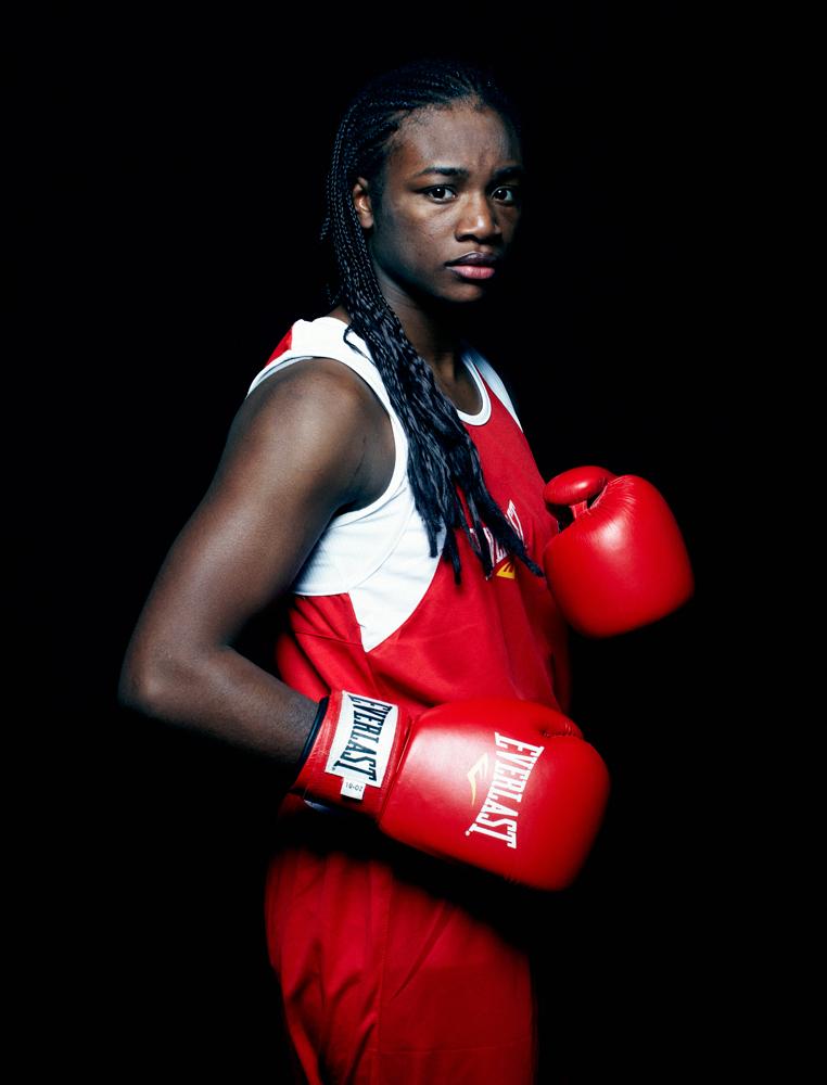 Claressa Shields, Middleweight, 165 lbs.