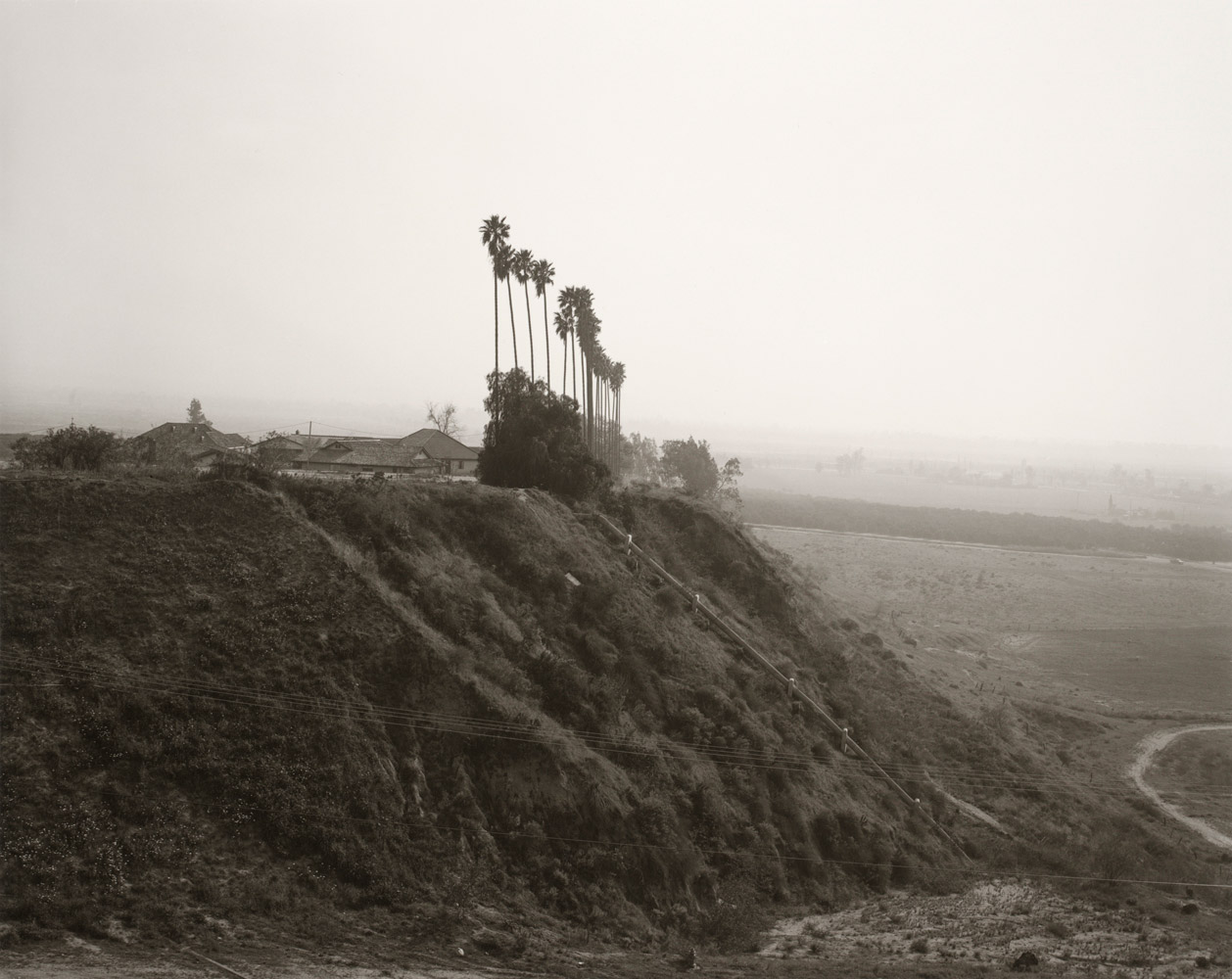 New Development on a former citrus-growing estate, Highland, California, 1983 printed 1998