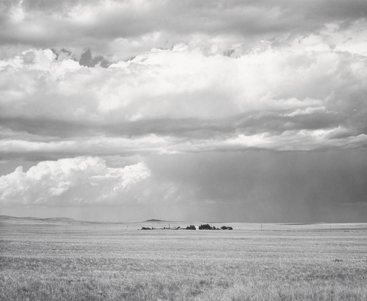 Ranch Northeast of Keota Colorado, 1969