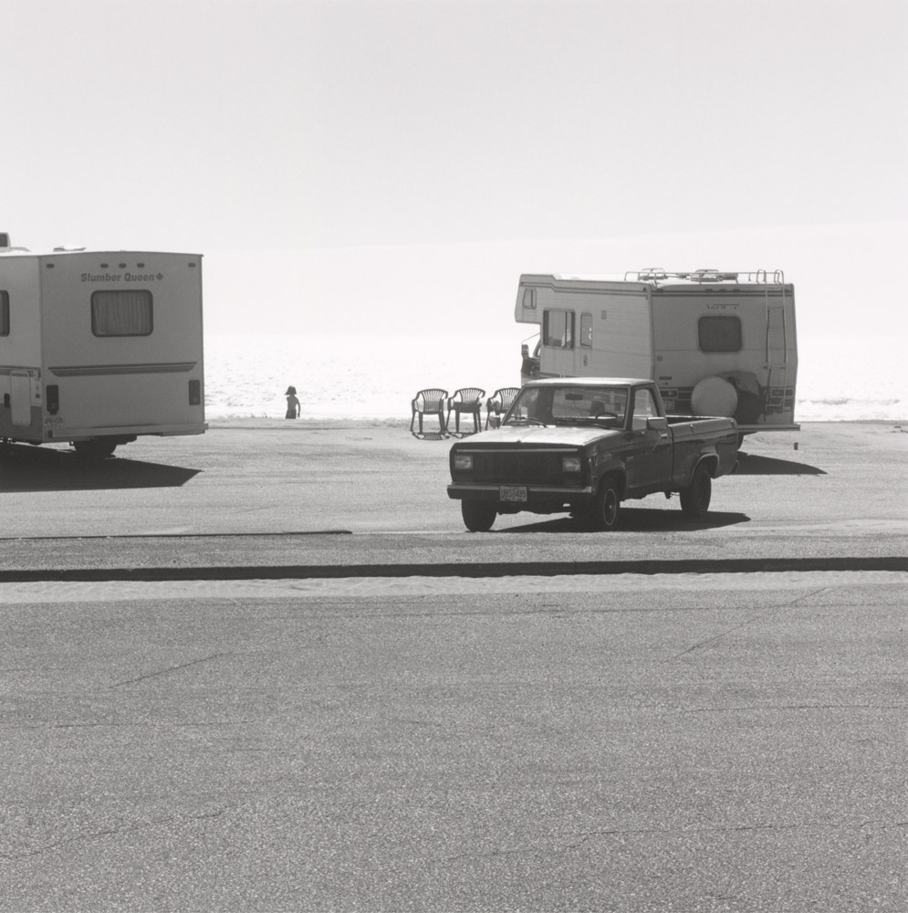 Clatsop Beach, Oregon, circa 2003, printed 2006